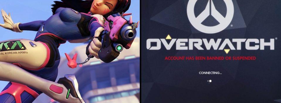 Overwatch boosting service