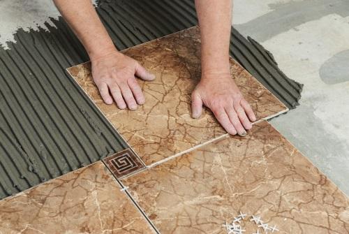Tile Installation Lewisville