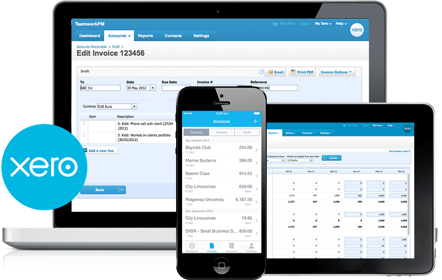 xero accounting singapore