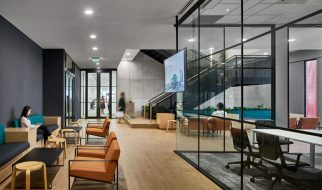 office design company singapore
