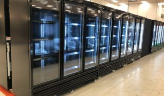display chiller singapore