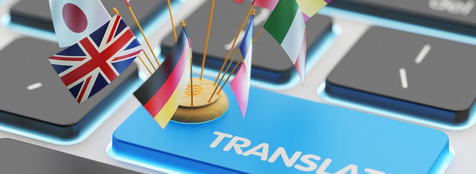 Business expansion and translation service
