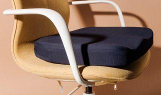foldable ergonomic chair