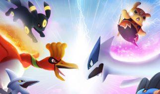 Choose the pokemon: