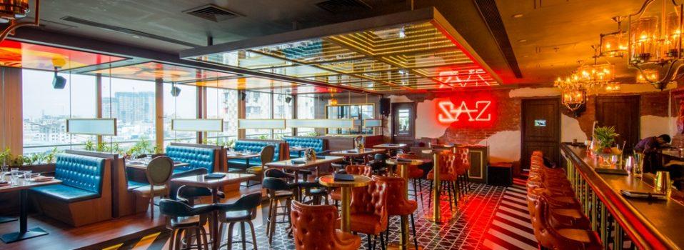 Develop a unique and the best concept for a restaurant