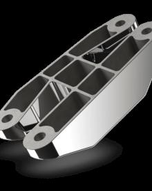 custom aluminium die casting